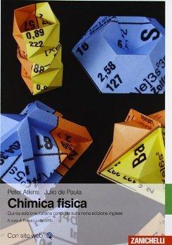 Chimica fisica atkins for Libri universitari on line